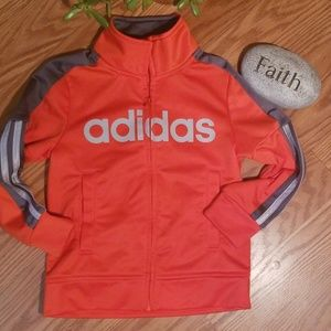 Adidas jacket like new 4t